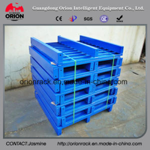 Industrial Double Faced Metal Steel Pallets pictures & photos