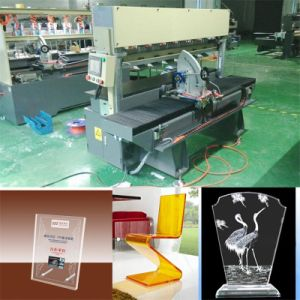 Automatic High Quality Acrylic Diamond Polishing Machine pictures & photos