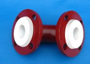 PTFE Lined Elbow (90, 45) pictures & photos