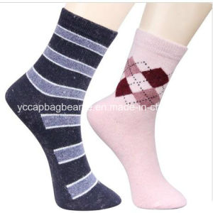 100%Cotton Sock, Sport Team Sock pictures & photos