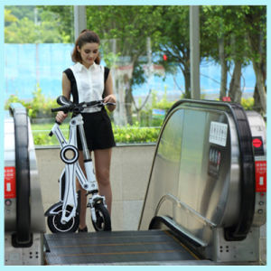 Panasonic Battery 36V Portable Electric Folding Bike pictures & photos
