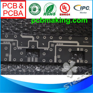 Radio Frequency PTFE PCB with Rogers Teflon
