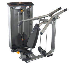 Commercial Shoulder Press with Integrated Rubber Trays (V8-502)