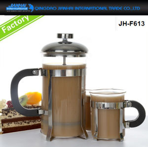 Promotional Glass Coffee Maker Kettle for Cafe pictures & photos