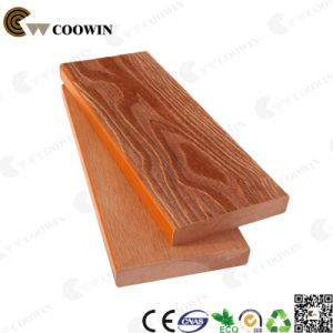Building Material Waterproof Red Pine Decking Floor pictures & photos