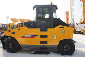 16tons New Tire Road Roller XP163 pictures & photos
