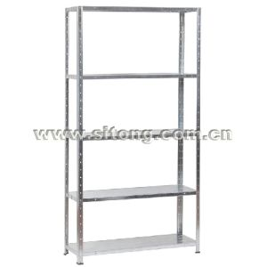 Free Standing 5 Shelf Garage Storage Utility Cabinet Shelving Unit pictures & photos