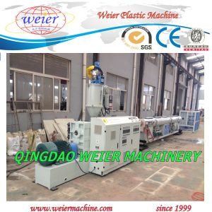 Plastic HDPE PP Pipe Production Machine pictures & photos