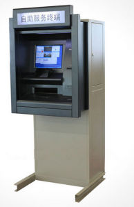 Custom ATM Machine with Touch Screen pictures & photos