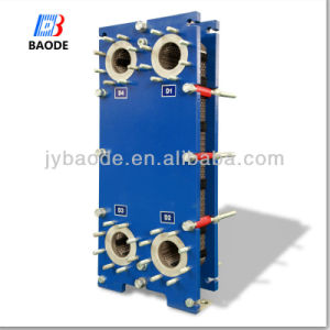 250 Kg/S Gasket Plate Heat Exchanger for Cip Heating, Solar Heating pictures & photos