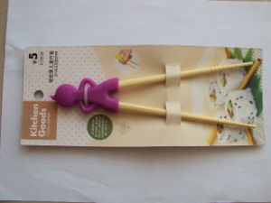 Chinese Kitchen Bamboo Chopstick (QW-DSC8493) pictures & photos