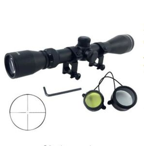 Telescope 3-9X40 Optics R4 Reticle Crosshair Sniper Hunting Rifle Scope pictures & photos