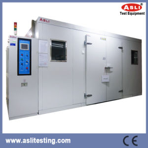 Walk-in Stability Test Chamber for Photovoltaic Panel and Module Testing pictures & photos