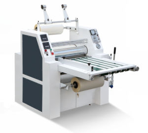 Hydraulic Film Laminator with Slitting (GTFM-720Y/900Y/1000Y/1200Y) pictures & photos