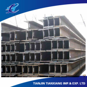 Building Material Ss400 Hot Rolled H Beam pictures & photos