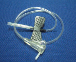 Sterile Scalp Vein Set for Single Use for Europe pictures & photos