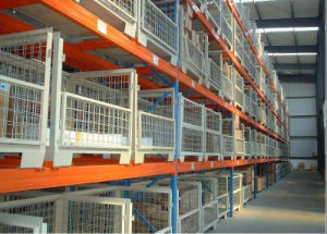 Wire Mesh Decking Pallet Rack pictures & photos