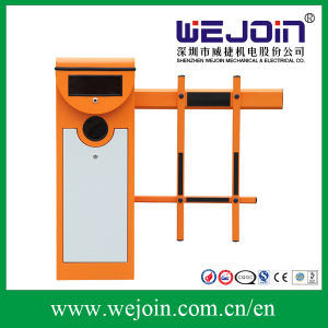 Car Parking Barrier with LED Screen and Anti-Bumping Function (WJDZ501) pictures & photos