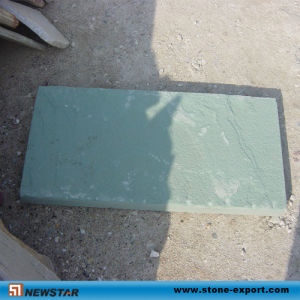 Green Slate for Indoor Stone Wall