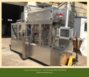 Laban Gable Top Carton Filling Machine pictures & photos