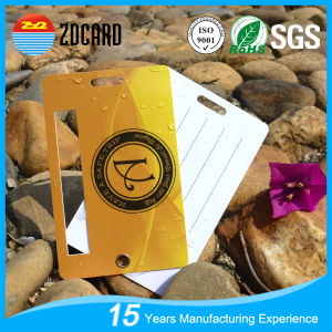 Customized Factory Price PVC Smart Luggage Card pictures & photos
