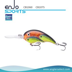 School Fish Deep Diving Lure Fishing Tackle with Bkk Treble Hooks (CB1060) pictures & photos
