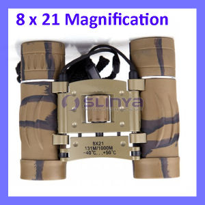 8 X 21 Magnification Dcf Binocular Telescope pictures & photos