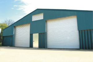 Security Rolling Metal Door for Warehouse pictures & photos
