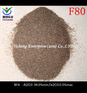 Brown Fused Aluminum Oxide for Buffing Materials pictures & photos