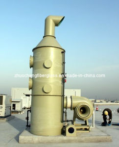 Gas Disposal Fiberglass Purification Equipment pictures & photos