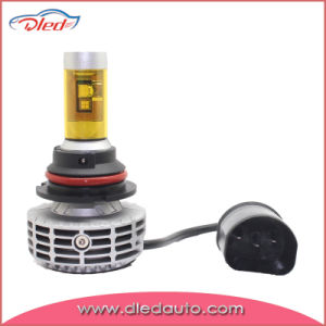 No Fan 9007 High Power CREE/Philips 12/24V Car LED Headlight pictures & photos