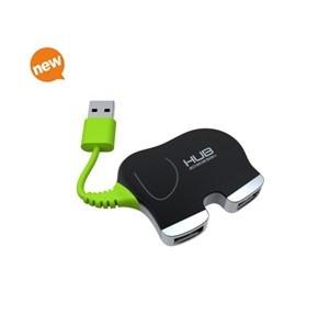 Elephant Shaped USB Hub (TSD387 )