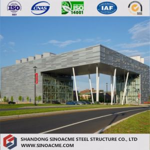 Heavy Steel Structure Commercial Building for Working Office pictures & photos