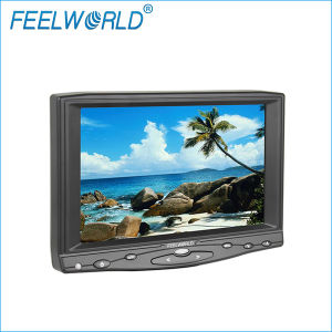 "7"" TFT HD Camera LCD Touch Screen Monitor (FW619AHT)"