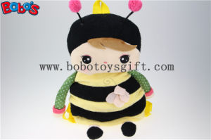 "19.6""Children′s Cartoon Plush Backpack Backpack Bees Modelling for Kindergarten Pupils Bos-1223/50cm pictures & photos"