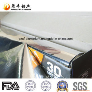 High Quality Household Aluminum Foil Rolls pictures & photos