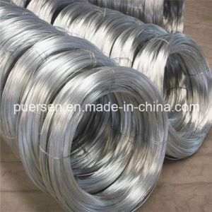 Hot Dipped Galvanized Steel Coil, Binding Wire pictures & photos