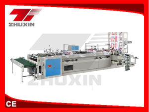 Soft Loop Handle Bag Making Machine (CY-800ZD) pictures & photos