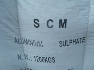 Factory Lowest Price of Aluminium Sulphate Flakes pictures & photos