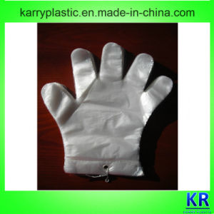 Customized PE Gloves Disposable HDPE Gloves pictures & photos