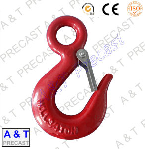 Forged Lifting Eye Hook Carbon Steel and Alloy Steel pictures & photos