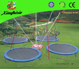 Luxury Bungee Trampoline for 4 Players (LG007) pictures & photos