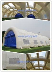 Giant Inflatable Tennis Tent for Outdoor Sport pictures & photos