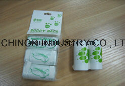 En13432 and ASTM D6400 Certified Fully Biodegradable and Compostable Bags pictures & photos