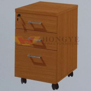 China Office Table Accessories Small Size Movable Cabinet For
