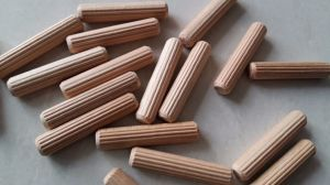 Factory- (beech, maple and eaucalyptus) Wooden Dowel in Size 6mmx20mm pictures & photos