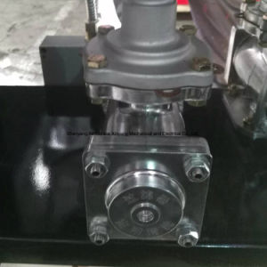 Petrol Pump of Luxury Fuel Dispenser - Four Nozzles- Four LCD Display- Multi-Medias pictures & photos