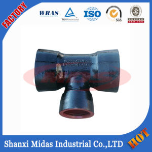 Epoxy Painted/Bitumen Painted Ductile Iron Double Socket Bend Pipe Fitting pictures & photos
