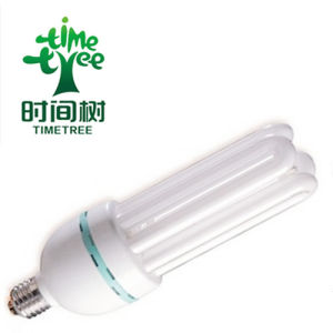 4u 55W 14mm 6000h High Lumen Triband Energy Saving Lamp (CFL4UT56KH) pictures & photos