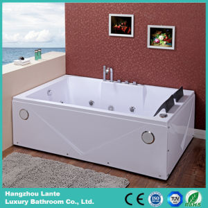 Massage Bathtub with TUV, ISO9001, RoHS Approved (TLP-642) pictures & photos